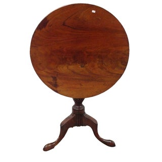 Antique 18th Century Pennsylvania Tea Table