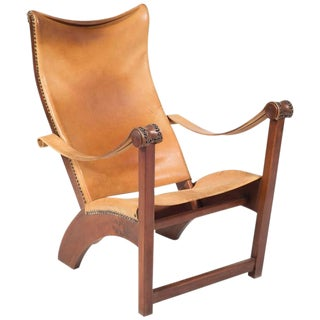 Mogens Voltelen Copenhagen Chair for Niels Vodder, Denmark, 1936 For Sale
