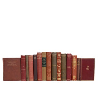 Cobblestone Poetry Book Set, S/15 For Sale