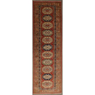 Hand Knotted Pakistan Runner For Sale