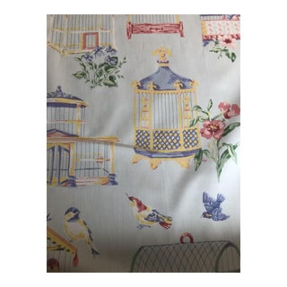 Thibaut Birdcage Fabric - 26.5 Yards