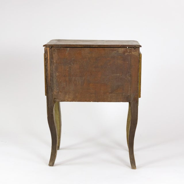 A Painted Italian Commode, Circa 1720. For Sale - Image 4 of 13