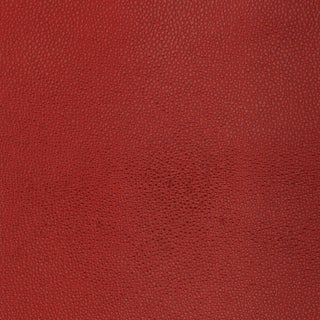Sample - Schumacher Shagreen Wallpaper in Oxblood Preview