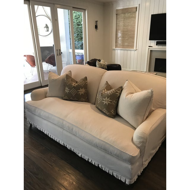 Windsor Smith Double Sided Couch For Sale - Image 5 of 6