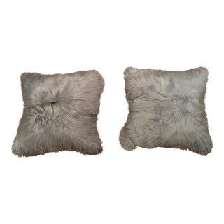 Gambrell Renard Alpaca Pillows - A Pair
