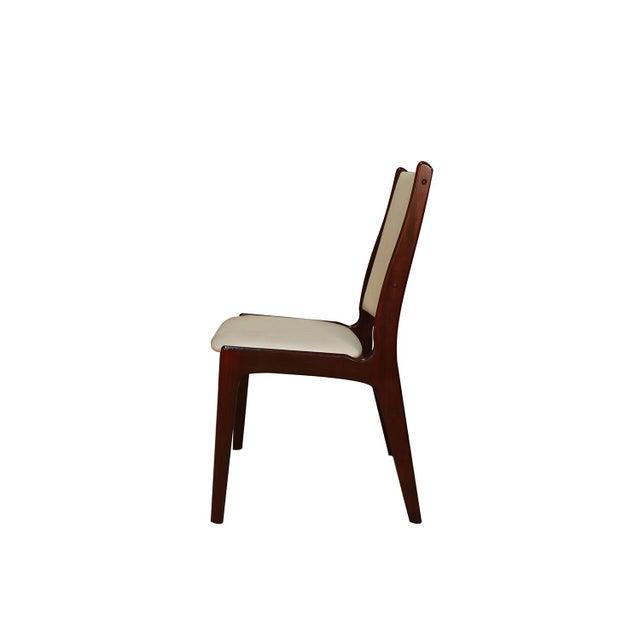 Danish Modern Anderstrup Mobelfabrik Uldum Rosewood Mid Century Danish Dining Chairs For Sale - Image 3 of 12