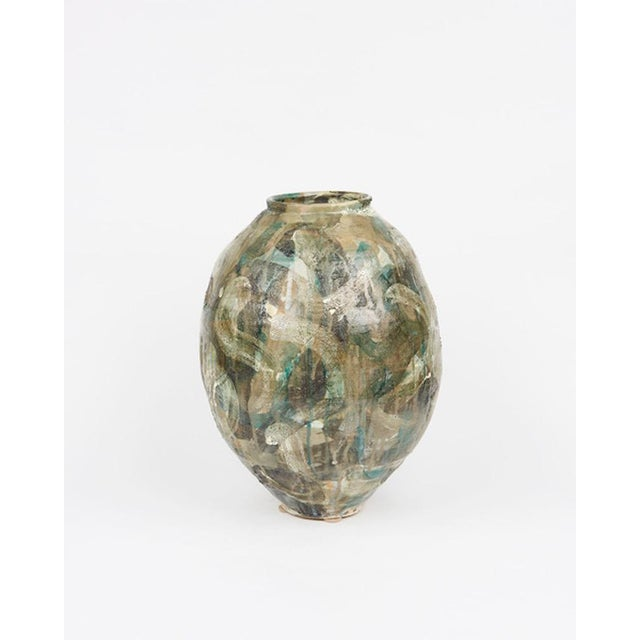 Large Pot 2 From Korean-American Ceramicist David T. Kim For Sale In Chicago - Image 6 of 6