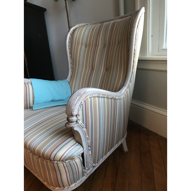 Mid-20th Century Chairs & Settee From Sweden For Sale - Image 10 of 13