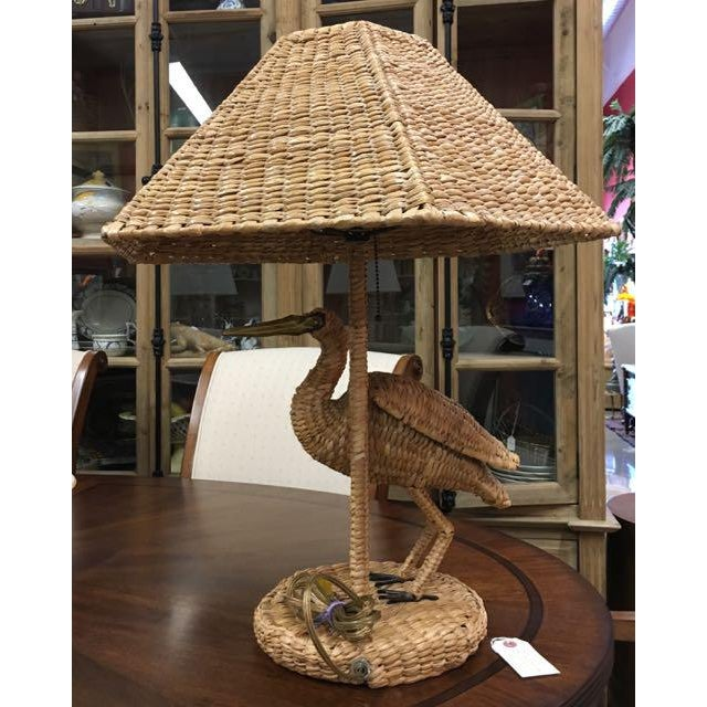 Mario Lopez Torres for Tzumindi Egret Table Lamp - Image 5 of 13