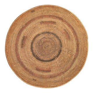 Early 20th Century North American Indian Basket For Sale