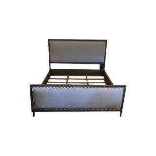 Restoration Hardware Maison King Panel Bed For Sale