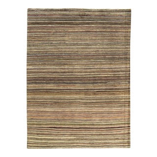 Contemporary Hand Woven Rug - 3'10 X 5'6 For Sale