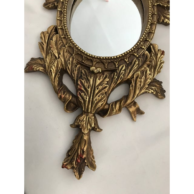 French Baroque Gilt Mirrors - A Pair - Image 5 of 11