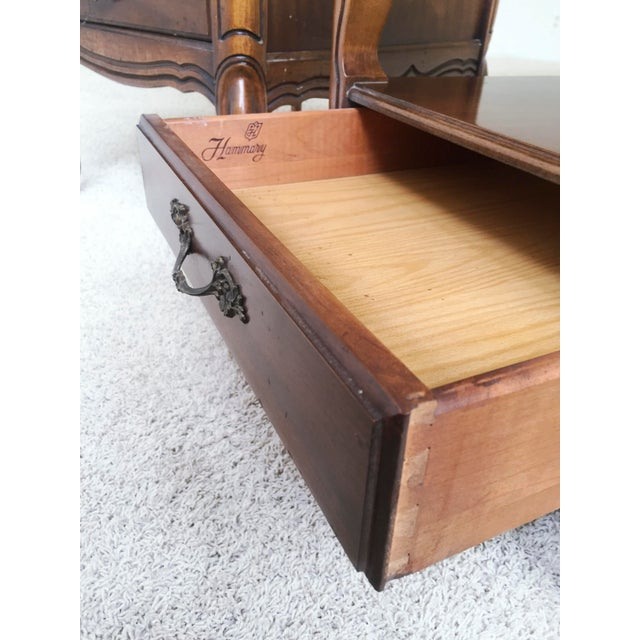 Vintage Hammary End Tables- Set of 2 For Sale - Image 5 of 5