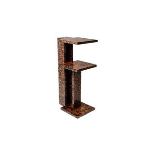 André Sornay Postmodern Style Side Table For Sale