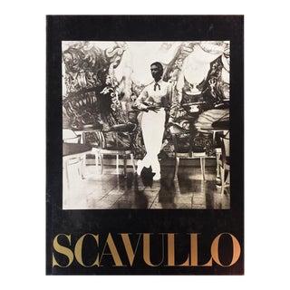 Francesco Scavullo Photography Book For Sale