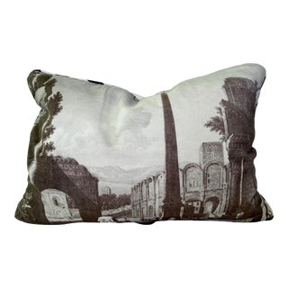 Decorative Scatter Pillow by Christian Lacroix for Designers Guild For Sale