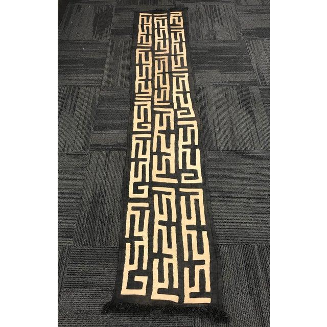 African Art Tribal Art Handwoven Kuba Cloth - Image 2 of 9