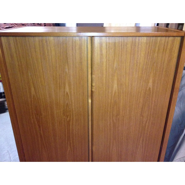 Scan Teak Rosewood Armoire - Image 5 of 11