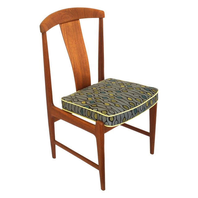 Mid-Century Dux Teak Chair by Folke Ohlsson - Image 1 of 7