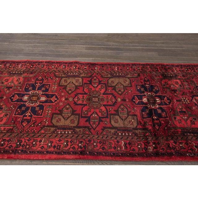 """Apadana - Vintage Persian Rug, 3'5"""" x 9'7"""" - Image 2 of 7"""