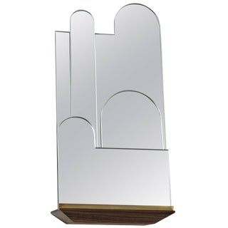 Phaedo Propped Daily Use Mirror, Layered