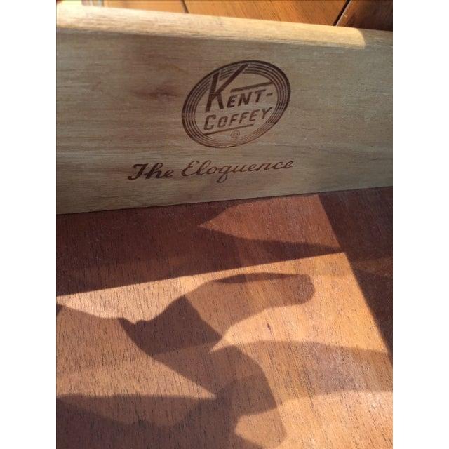 "Mid-Century Kent Coffey ""Eloquence"" Walnut Dresser - Image 10 of 10"