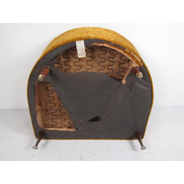 Adrian Pearsall Lounge Chair for Craft Associates For Sale - Image 9 of 11