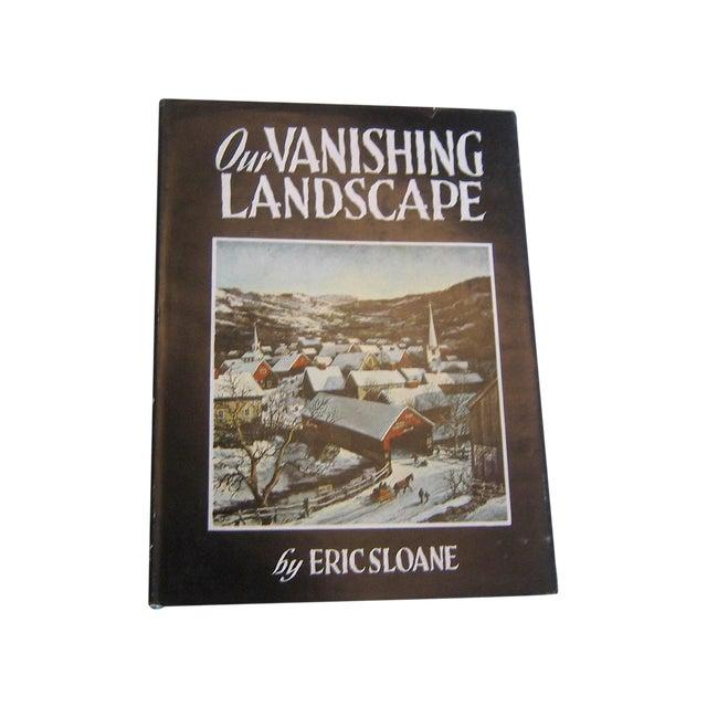 Eric Sloane Vintage 'Our Vanishing Landscape' Book - Image 1 of 5