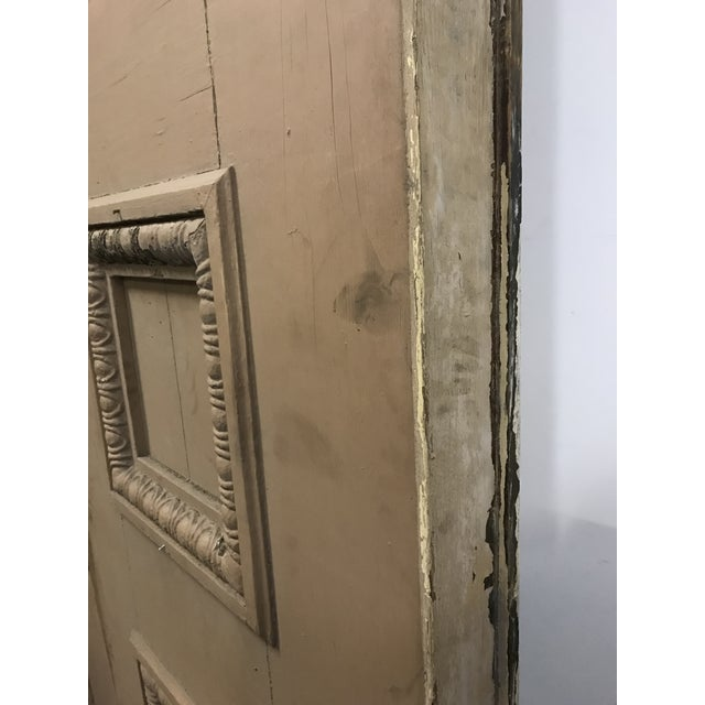 1880s Monumental Italian Renaissance Architectural Salvage Church Doors - a Pair For Sale - Image 10 of 13