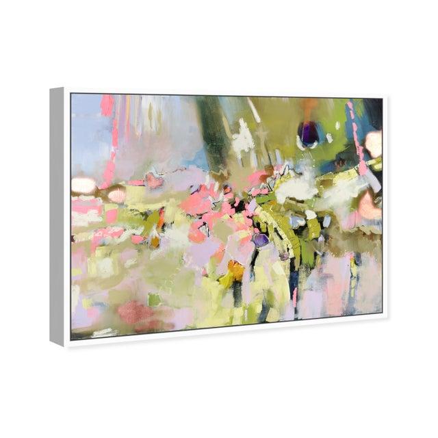 """Oliver Gal Medium 'Michaela Nessim - Energy and Breakthrough' Framed Art 24"""" x 18"""" For Sale - Image 4 of 7"""