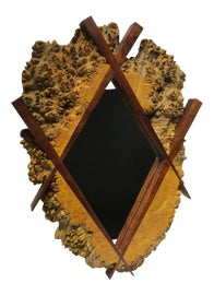 Image of Burlwood Wall Mirrors