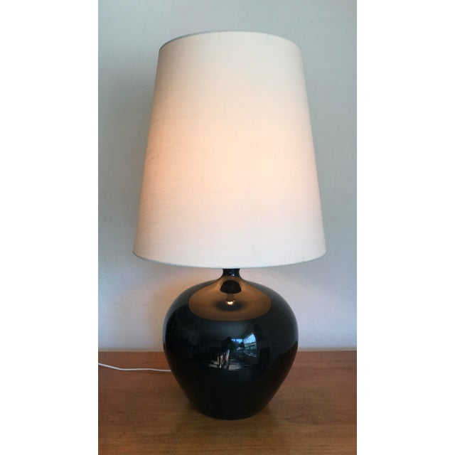 Monumental Mid Century Lamp For Sale - Image 4 of 11