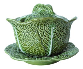 Image of Soup Tureens with Ladles