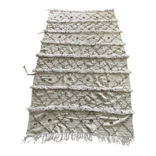 Sequined Moroccan Wedding Blanket For Sale