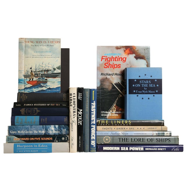 Sailing Selections, S/20 - Image 1 of 2