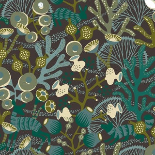 Korallang Wallpaper by Borastapeter Wallpaper - This Is a Sample For Sale