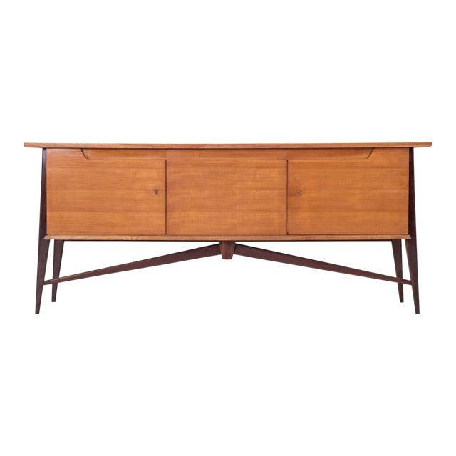 De Coene Mid-Century Modern Two Tone Sideboard For Sale