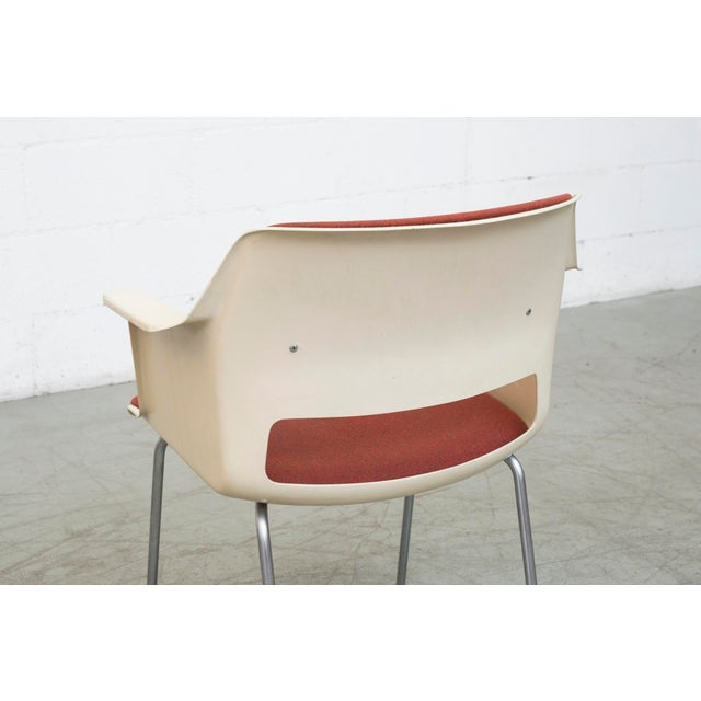 1970s A.R. Cordemeijer Gispen Chair - Image 6 of 10