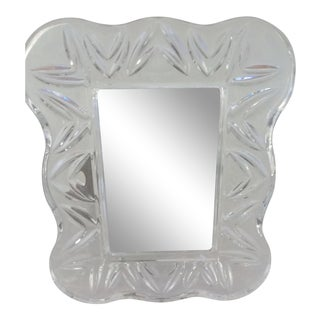 Waterford Crystal Frame For Sale