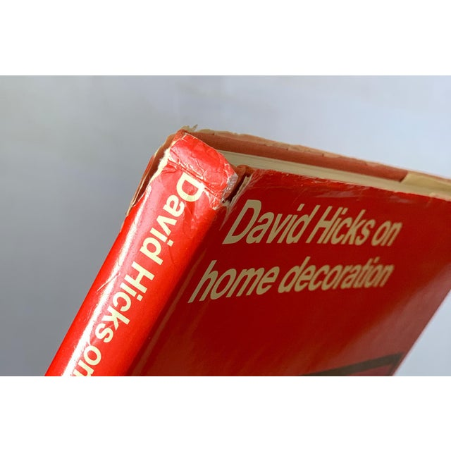 """David Hicks on Home Decoration"" 1st Edition David Hicks Book 1972 For Sale - Image 4 of 10"