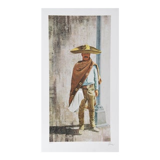 Vic Herman, Country Pride, Lithograph For Sale