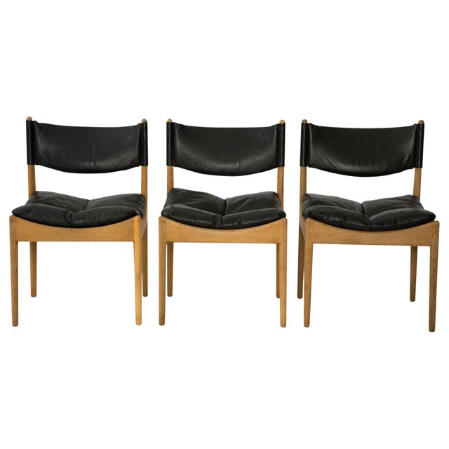 Modus Series Side Chairs by Kristian Vedel - 6 - Image 4 of 10