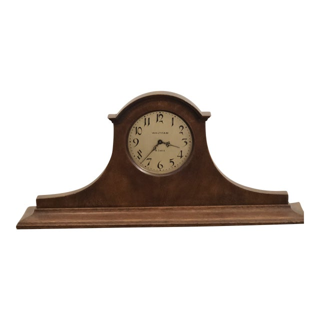 Waltham Eight Day Clock For Sale