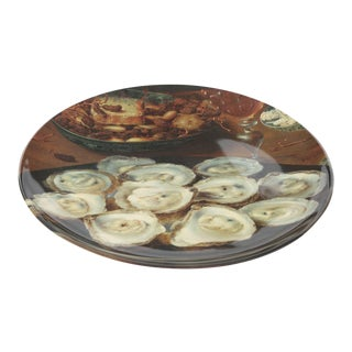 Oysters Medium Platter For Sale