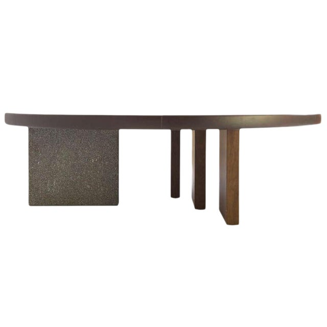 Claudio Silvestrin Cocktail Table For Sale
