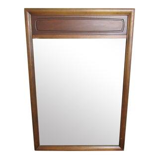 Vintage Mid-Century Modern Mirror For Sale