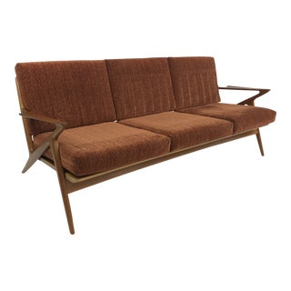 Original Z Sofa Designed by Poul Jensen for Selig