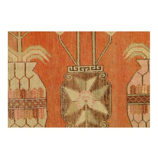 """Pasargad Antique Khotan Hand Knotted Wool Rug - 5'7"""" X 9' Preview"""
