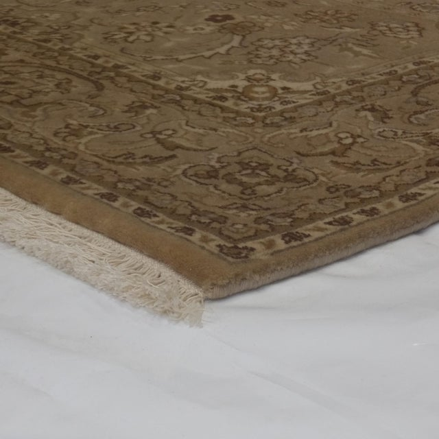 Leon Banilivi Tabriz Rug - 4' x 6' For Sale - Image 5 of 5